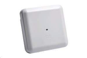 Cisco AIR-AP3802I-E-K9C - Access Point, 802.11ac W2 w/CA,4x4:3,Mod,Int Ant,mGig