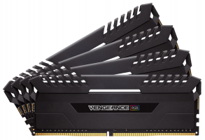 Corsair Vengeance RGB Series 4x 16GB, DDR4 3200 MHz CL16