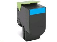 CORPORATE TONER CARTRIDGE orig. pro Lexmark CX310dn, CX310n, CX410de, CX410dte, CX410e, CX510de, CX510dhe, CX510dthe