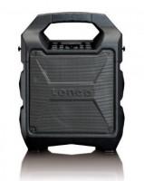 Lenco PA-30, Mono portable speaker, 25W, Černá barva, přenosný reproduktor