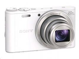 Sony DSC-WX350W bílá barva