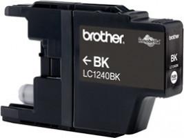 Brother inkoustová náplň LC-1240BK/ Černá/ 600 stran