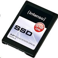 Intenso TOP SSD 2,5 - 512GB SATA III / Solid State Drive