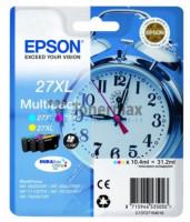 EPSON Multipack 3-colour 27XL DURABrite Ultra Ink