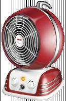 Unold 86203 Fan Heater Classic červená barva