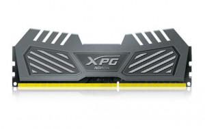 ADATA 8GB (Kit 2x4GB) XPG v2 Series DDR3 2400MHz CL11, wolframově šedý chladič