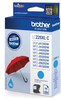 Brother LC-225 XLC cyan