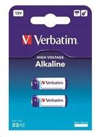 VERBATIM Alkalické baterie 23AE
