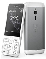 Nokia 230 Single SIM White
