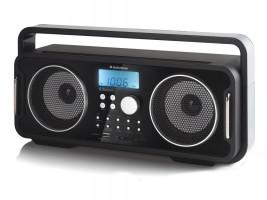 TOPCOM AudioSonic RD-1556 Bluetooth přehrávač s FM tunerem