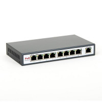 8level FEPS-1908 Switch PoE 8x 10/100Mbps Desktop