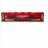 Ballistix Sport LT 4GB DDR4 2666 MT/s DIMM 288pin red