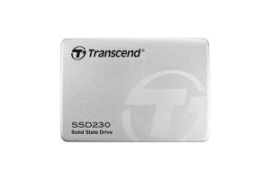 "Transcend SSD230S, 256GB, 2.5"", SATA3, 3D, Aluminum case"
