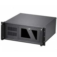 """Techly 19"""" 4U racková serverová skříň ATX černá"""