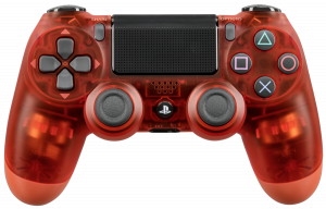 Sony DualShock 4 - Gamepad PlayStation 4 Červená
