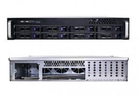 "Fantec SRC-2080X07 2HE 19"""
