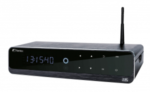 FANTEC 4KP6800 4K HDR & 3D Mediaplayer
