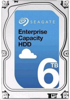 "Seagate Enterprise Capacity 3,5"" HDD SAS 6TB"
