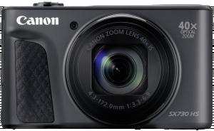 Canon PowerShot SX730 HS black fotoaparát