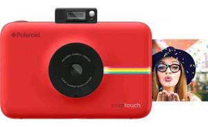 Polaroid SNAP Touch - Červený polaroid