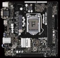 ASRock H310M-HDV Základní deska, Intel H310, LGA1151, 2x DDR4 (max.32GB ), HDMI, DVI-D, VGA, mATX , základní deska