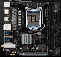 Asrock H370M-ITX/ac, Intel H370, LGA 1151, Mini-ITX základní deska