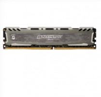 Ballistix Sport LT 16GB DDR4 2400 MT/s DIMM 288pin grey