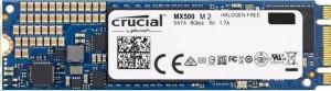 SSD M.2  500GB Crucial MX500 Type 2280 harddisk