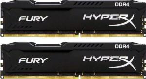 Kingston HyperX Fury black DIMM sada 32GB, DDR4-3200, CL18-21-21