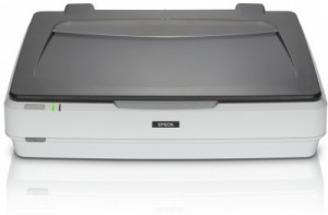 Epson Expression 12000XL, A3, 2400 dpi, USB