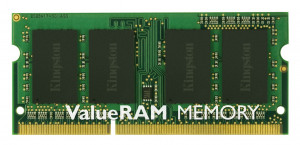KINGSTON 2GB 1333MHz DDR3 Non-ECC CL9 SODIMM SR X16