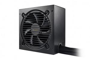 be quiet! Pure Power 10 500W, 80PLUS Silver, activePFC