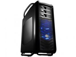 COOLERMASTER case Cosmos SE, ATX, bez zdroje, black, USB 3.0