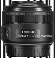 Canon EF-S 2,8/35 IS Macro STM Objektiv