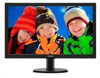 "Philips MT LED 21,5"" 223V5LHSB/00 1920x1080, 250cd/m, 5ms, 10mil:1, D-Sub, HDMI"