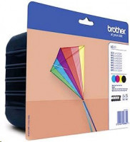 Brother Ink LC-223 Value Ink Cartridge pack