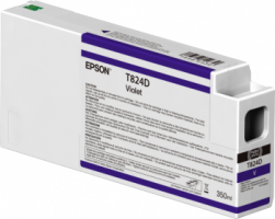 Epson Violet T824D00 UltraChrome HDX 350ml