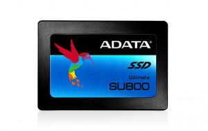 """ADATA SSD 256GB SU800 2,5"""" SATA III 6Gb/s (R:560, W:520MB/s) 7mm"""
