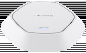 Linksys MU-MIMO AC2600 Dual Band Accesspoint PoE+LAPAC2600-EU