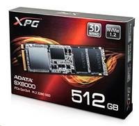 ADATA SSD PCIE 512GB SX8000 PCIE 3.4 (R:2400, W:800MB/s)