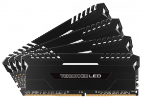 Corsair Vengeance LED 4x8GB DDR4 3200MHz C16 - White LED
