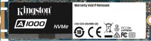 SSD M.2 480GB Kingston 2280 A1000 NVMe harddisk