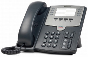 Cisco 8-Line IP Phone s PoE and PC Port