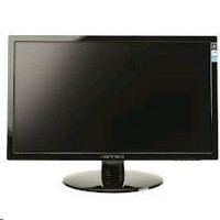 Hannspree HE225DPB - LED monitor - 21.5