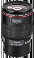 Canon EF - 100 mm - f/2.8 L Macro IS USM