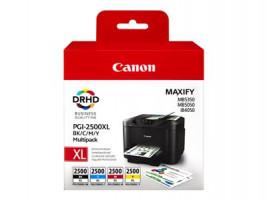Canon PGI-2500XL BK/C/M/Y Multipack vysoká výtežnost