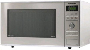 Panasonic NN GD 37 HSGTG nerezové