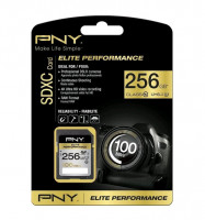SDXC 256GB ELITE PERFORMANCE CLASS10
