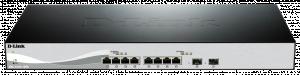 D-Link DXS-1210-10TS 8x10GbE 2xSFP+ switch