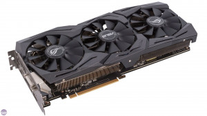 ASUS GeForce GTX 1060 STRIX 6GB GDDR5 - Grafická karta